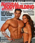 Natural Body Building and Fitness magazine subscription