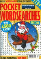 Pocket Wordsearches Special magazine subscription