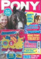 Pony magazine subscription