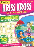 Puzzler Kriss Kross magazine subscription