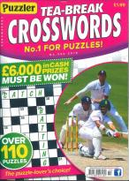 Puzzler Tea Break Crosswords (was Quick) magazine subscription