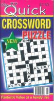 Quick Crosswords magazine subscription