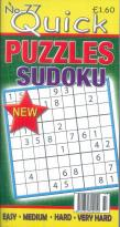 Quick Puzzles magazine subscription