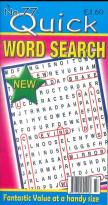 Quick Wordsearch magazine subscription