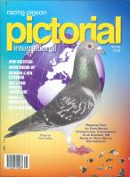 Racing Pigeon Pictorial magazine subscription