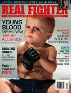 Real Fighter magazine subscription