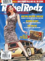 Rebel Rodz magazine subscription