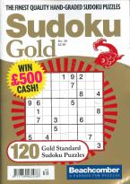 Sudoku Gold magazine subscription