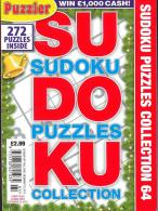 Sudoku Puzzles Collection magazine subscription
