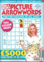 Take a Break's Picture Arrowwords magazine subscription