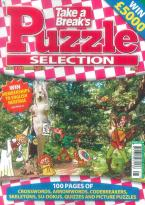 Take a Break Puzzle Selection magazine subscription