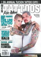 Tattoos For Men magazine subscription