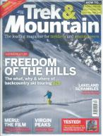 Trek & Mountain magazine subscription