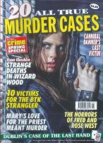 True Crime Special magazine subscription
