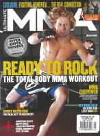 Ultimate Mma magazine subscription