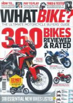 What Bike magazine subscription