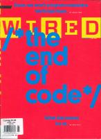 Wired - USA magazine subscription