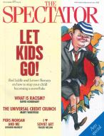 The Spectator magazine subscription