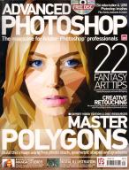 Advanced Photoshop magazine subscription