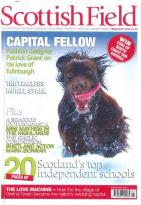 Scottish Field magazine subscription