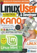 Linux User & Developer magazine subscription
