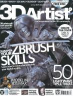 3D Artist magazine subscription
