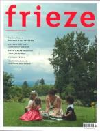 Frieze magazine subscription