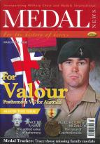 Medal News magazine subscription