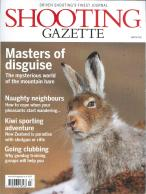 shooting gazette magazine subscription