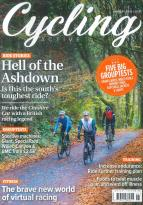Cycling active magazine subscription