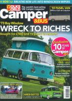 VW CAMPER &amp; BUS magazine subscription