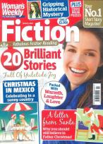 Woman's Weekly Fiction magazine subscription