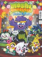 Moshi Monster magazine subscription