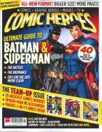 Comic Heroes magazine subscription