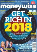 Moneywise magazine subscription