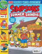 Simpsons Comics magazine subscription