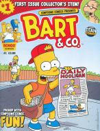 Simpsons Comics Presents magazine subscription