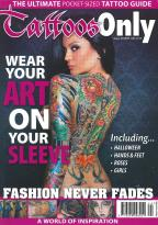Tattoos Only magazine subscription