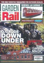 Garden Rail magazine subscription