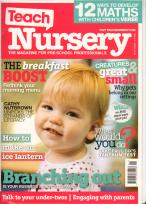 Teach Nursery magazine subscription