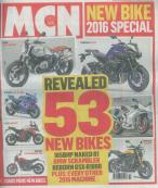 Motorcycle News magazine subscription