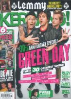 Kerrang magazine subscription