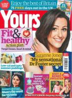Yours magazine subscription
