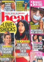 Heat magazine subscription
