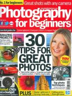 Photography for Beginners magazine subscription