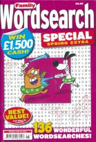 Family Wordsearch Special magazine subscription