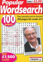Popular Wordsearch magazine subscription