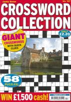 Lucky Seven crossword collection magazine subscription