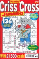 Family Criss Cross Jumbo magazine subscription
