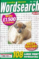 Lucky Seven Wordsearch magazine subscription
